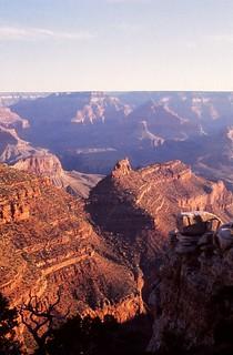 Arizona   -   Grand Canyon   -   Sunrise   -  May 1976