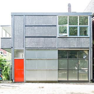 Chauffeur's House (Utrecht) no. 01
