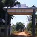 entrée du village de Lao Banzhang