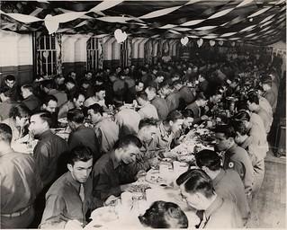 Thanksgiving Dinner (Missouri State Archives)