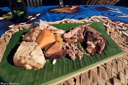 Samoan Dinner