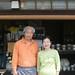 M. Nakahara et sa femme