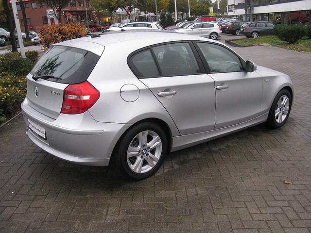 Image of BMW 120i (E87)