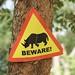 Beware of rhinos