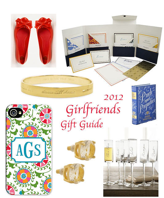 Gift Guide: The Girls