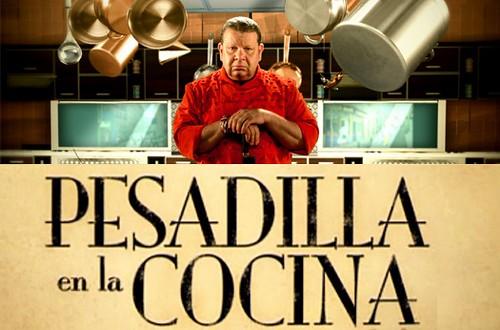 OPINION programa PESADILLA en la COCINA de CHICOTE by LaVisitaComunicacion