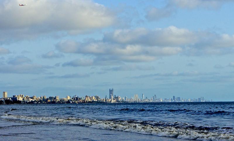 Juhu Beach @Mumbai
