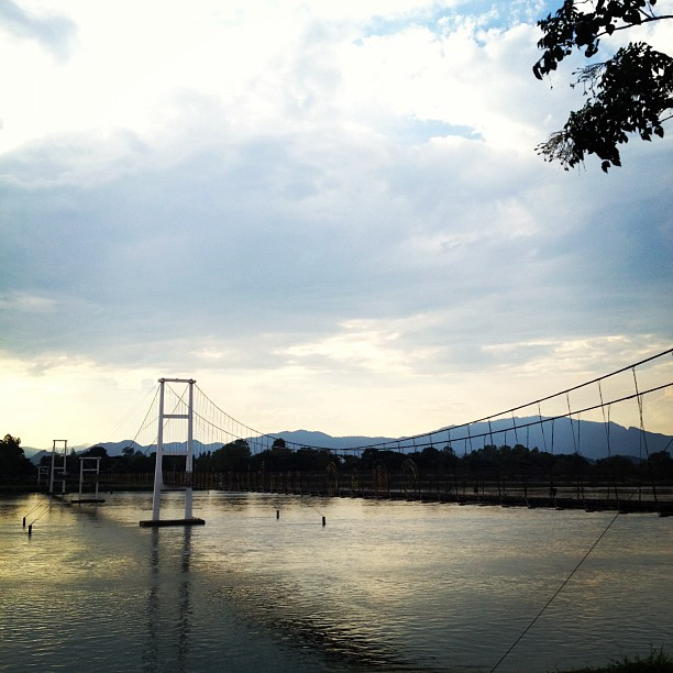 #bridge #tak #thailand