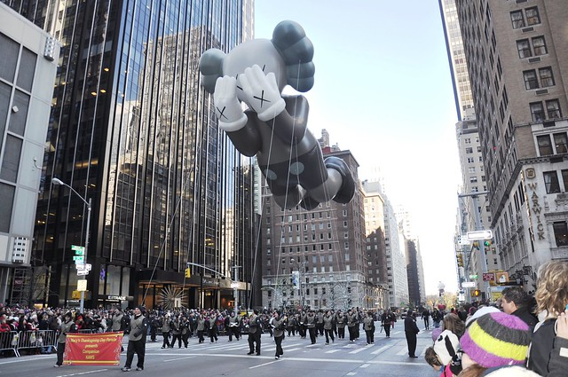 thanksgiving day parade 2018 broadway