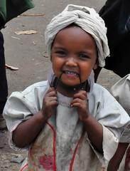 Lalibela Child, Ethiopia