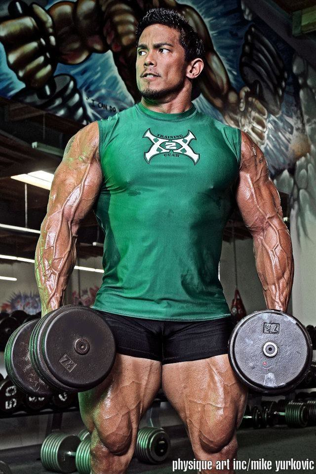 god asian muscle