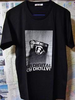 GR DIGITAL Tシャツ #1
