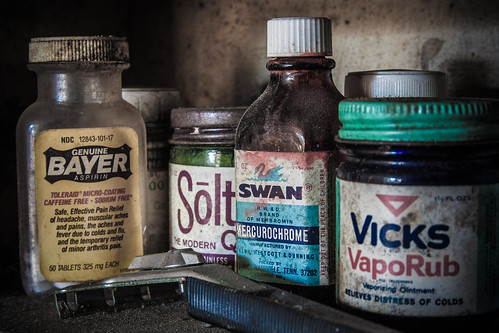 Drug Cabinet by kenfagerdotcom