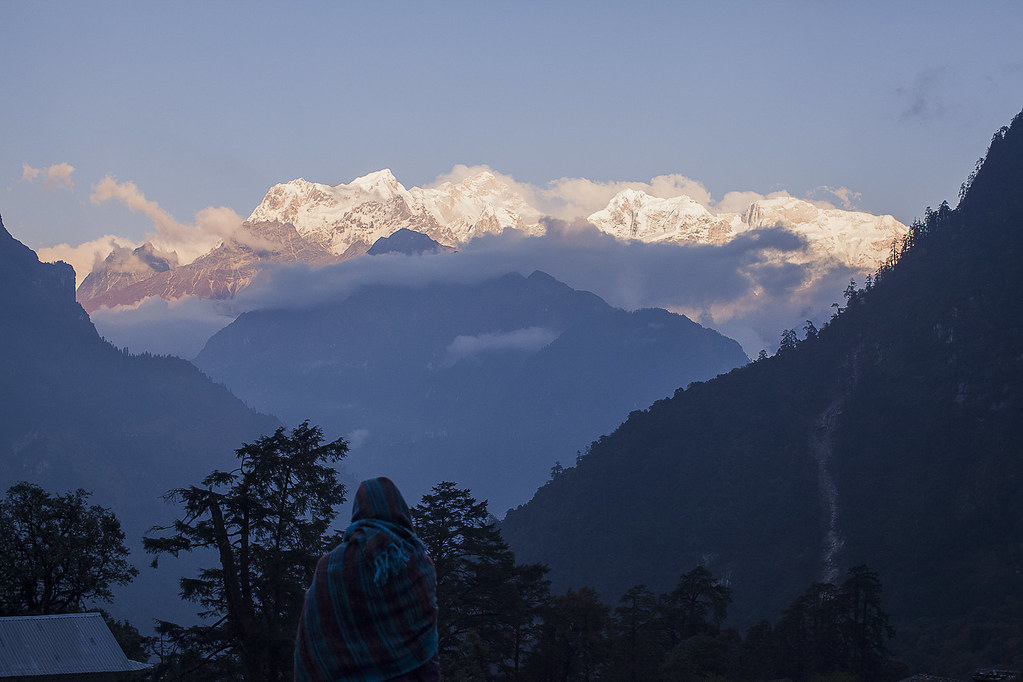 Look at the Annapurna
