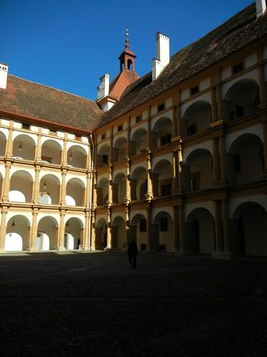 DSCN8784 _ Schloss Eggenberg, Graz, 8 October