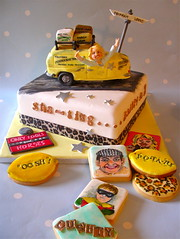 Only fools & Keith Lemon cake & cookies