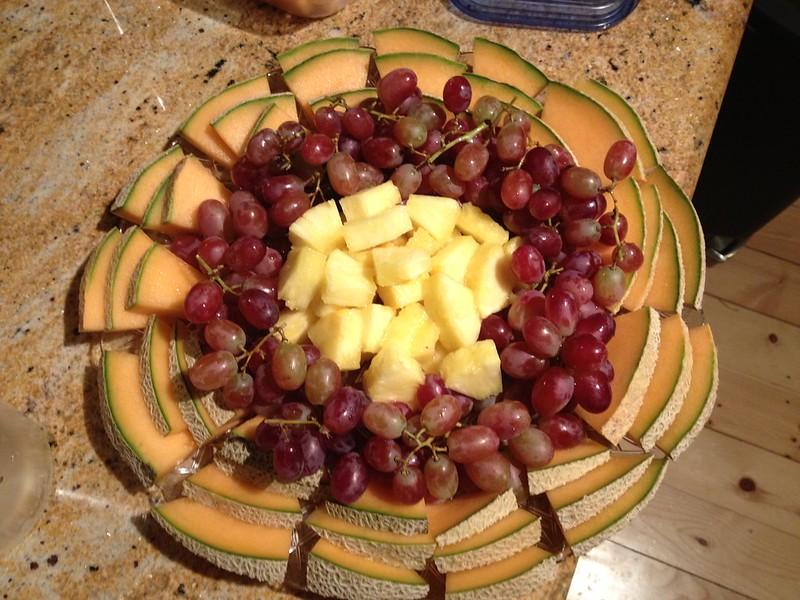 320 fruit platter