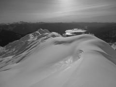 Snow contours