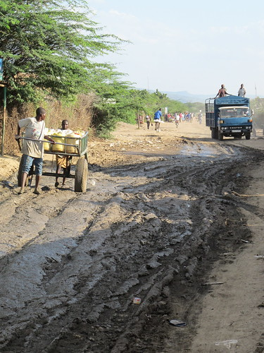 Kakuma road
