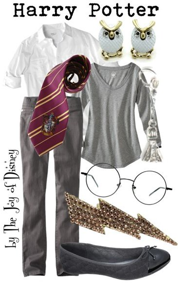 Harry Potter Outfit