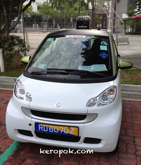 Bosch Electric Cars