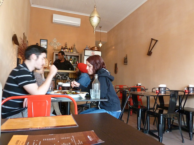 Ethiopian Restaurant North Melbourne