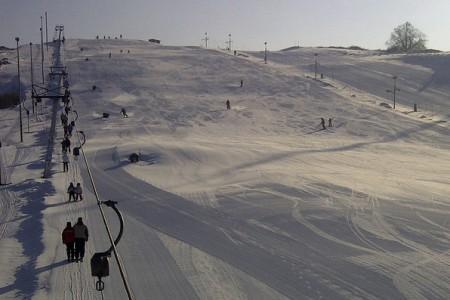 Skiareál Hlubočky: lyžování nejblíž Olomouci