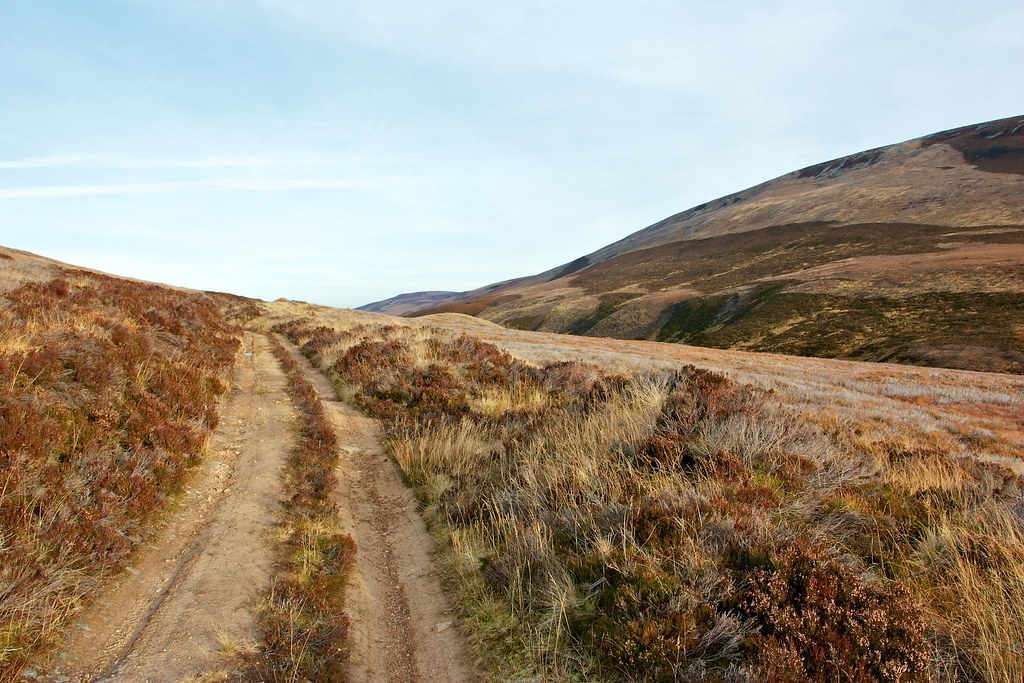 The Glenfiddich Track
