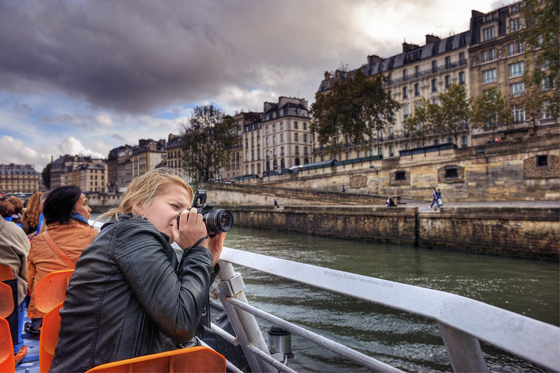 [travel] remember Seine