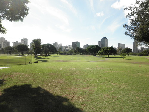 Ala Wai Golf Course 101