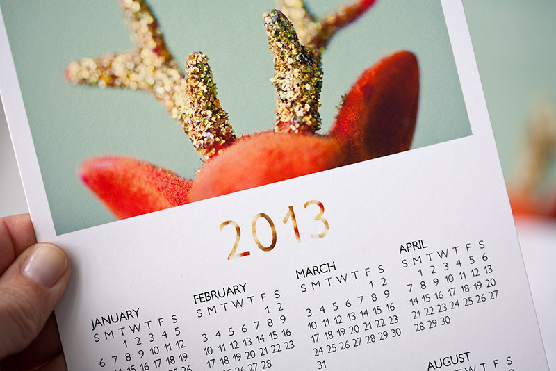 sparkle calendar