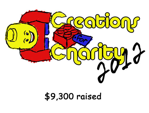 Creations for Charity 2012 - $9,300 raised