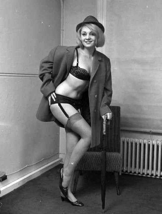 Think, that Vintage stockings spick and span