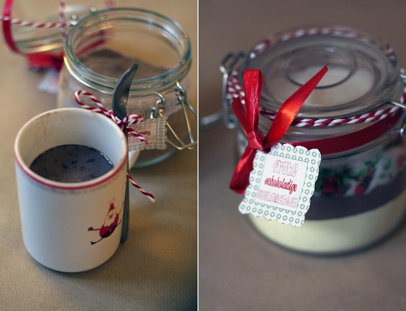 türchen 12: instant pfefferminz-kakao zum verschenken