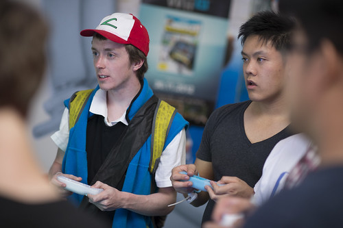Ninteno Wii U Launch 29.11.12 EB SWANSTON ST MELBOURNE (134 of 410)