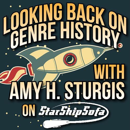 Looking Back on Genre History logo for StarShipSofa