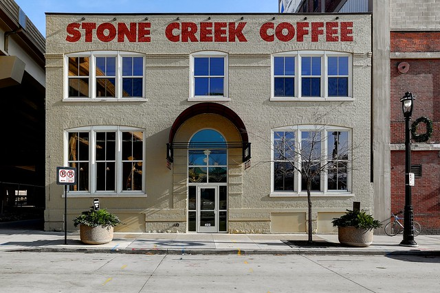 Stone Creek Coffee Factory