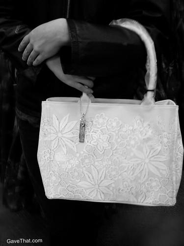 Oscar De La Renta Bag Neiman Marcus Collab