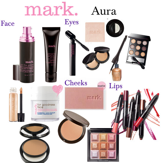 Livingaftermidnite: mark. Makeup Monday: Aura