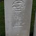 W. Platts, Leicestershire Regiment, 1918, War Grave, Voormezeele