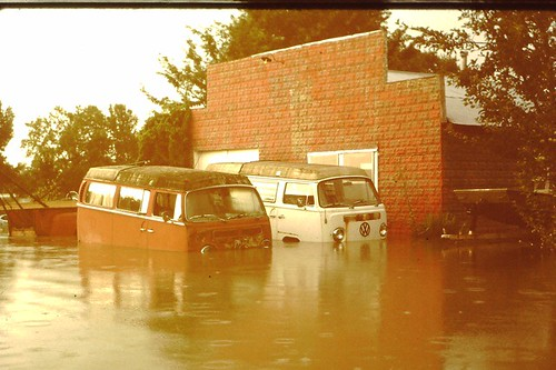 Flood of 1993 in Lupus, MO