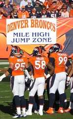 Broncos Players