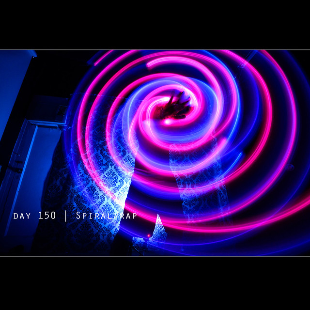 Day 150 | SpiralWrap