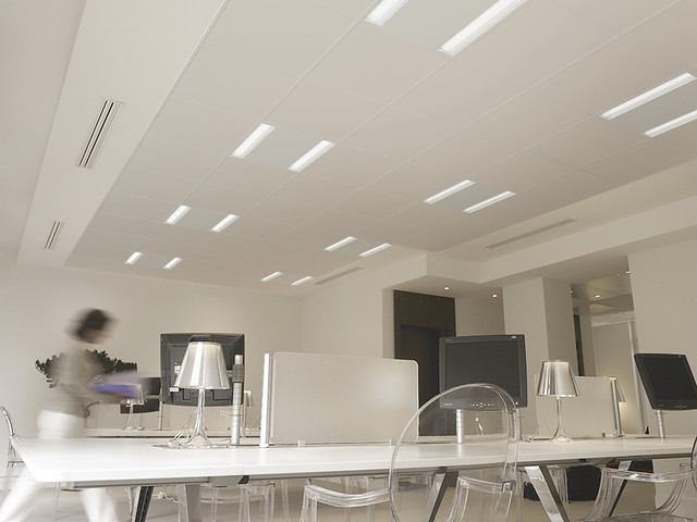 Philips coreline recessed led luminaire flickr photo for Luminaire exterieur led philips