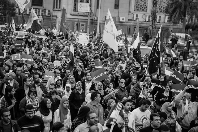 2012�1313 Egyptian protests