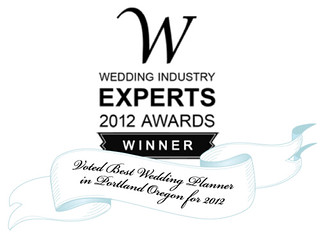 Luxe Event Productions - VOTED BEST Wedding Planner in Portland for 2012