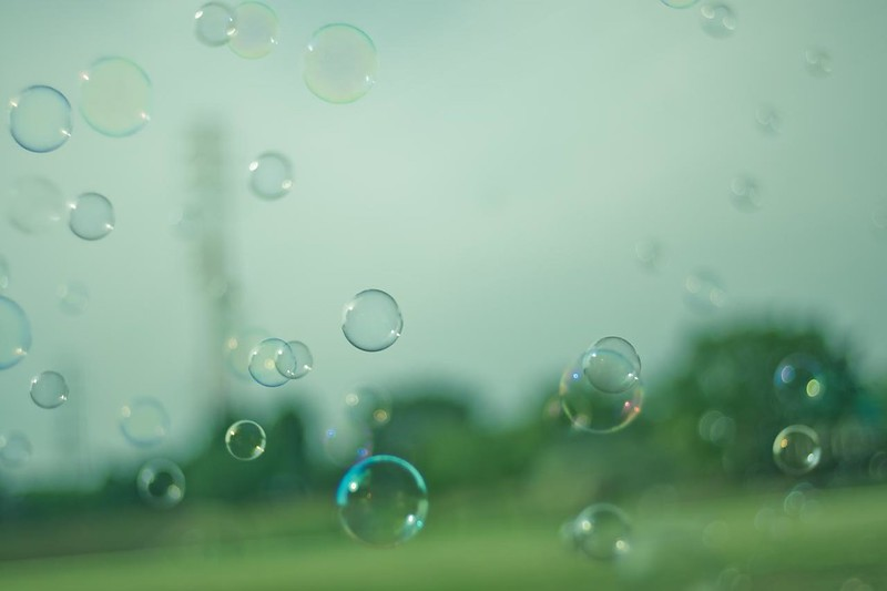 Soap bubble #13