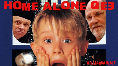 HOME ALONE QE3 by Colonel Flick/WilliamBanzai7