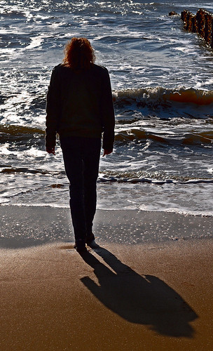 Ramsgate Beach by Kinzler Pegwell