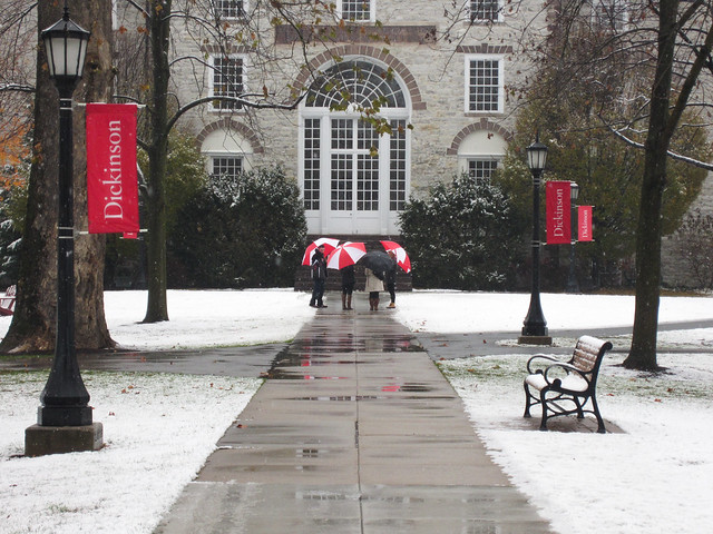 Cover photo for Dickinson Admissions